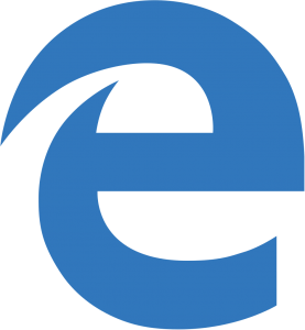 Edge Web Browser (Windows 10)