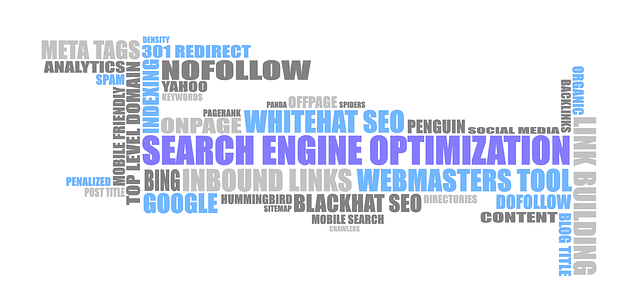 SEO Word Cloud