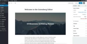 Gutenberg Editor Block Example