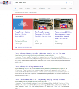 Schema News Example